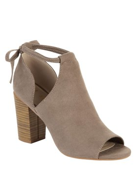 Melrose Ave Women's On The Lookout Vegan Heeled Sandal