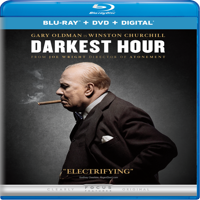 Darkest Hour (Blu-ray + DVD + Digital)