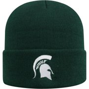 new style 921b7 0b5bd Youth Russell Green Michigan State Spartans Team Cuffed Knit Hat - OSFA.  Price