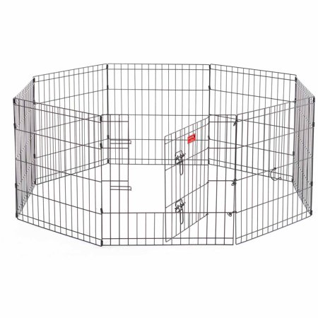 Lucky Dog™ Heavy-Duty Pet Exercise Pen with Stakes, (Excercise Pen)