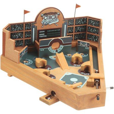 Front Porch Classics® Original Circa Baseball Coffee Table Game](Halloween Baseball Games)