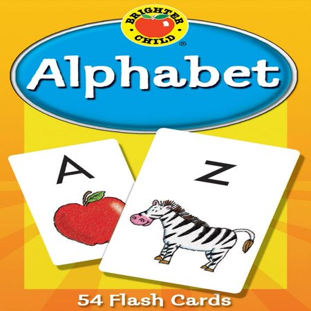 Alphabet Flash Cards (Paperback) - First Flash Cards