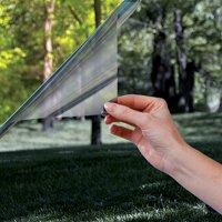 "Gila 70% Heat Control Window Film, Static Cling, 36"" x 6.5'"