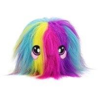 "Squeezamals, Fluffy Furball - 3.5"" Super-Squishy Foam Stuffed Animal! Squishy, Squeezable, Cute, Soft, Adorable!"