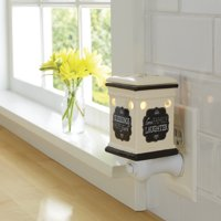 Better Homes & Gardens Inspirations Wall Accent Scented Wax Warmer