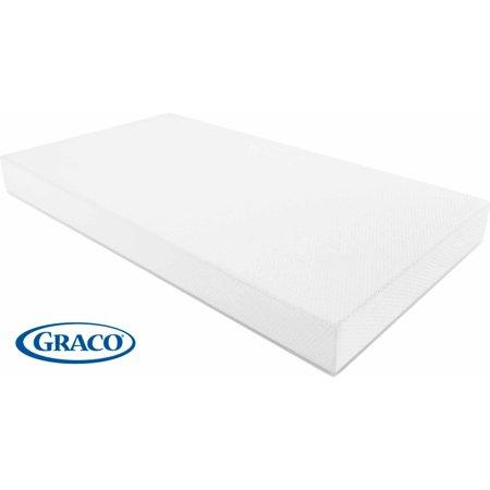 graco premium foam crib and toddler mattress. Black Bedroom Furniture Sets. Home Design Ideas