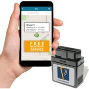 AwareGPS GPS Tracker with Free Month of Service, Real Time GPS Tracking, Car GPS Locator, OBD Version, No Contracts