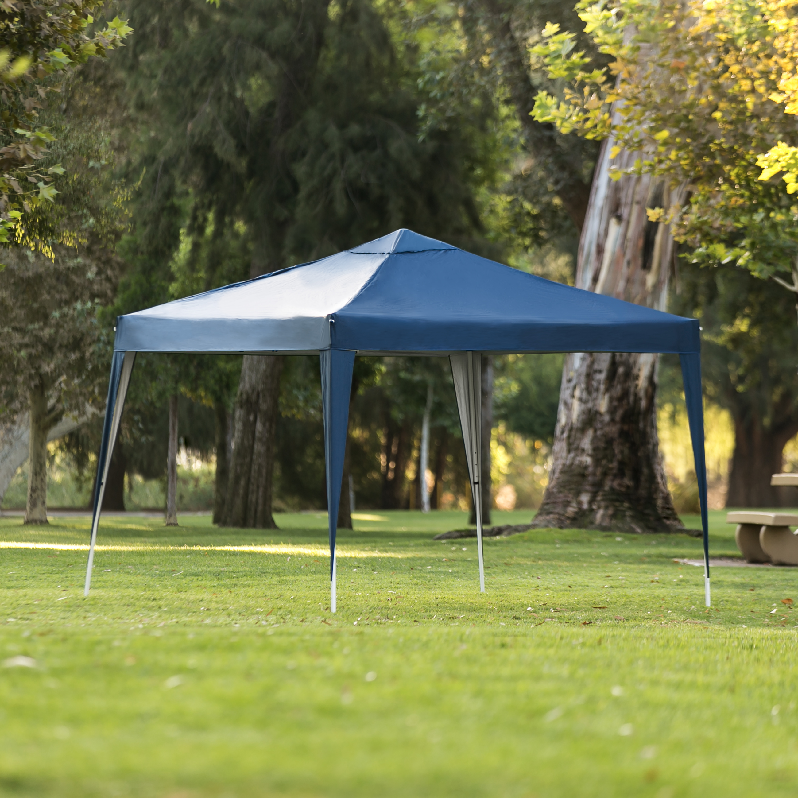 Best Choice Products 10x10ft Outdoor Portable Lightweight Folding Instant Pop Up Gazebo Canopy Shade Tent w & Pop-up Tents