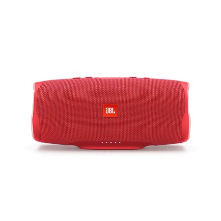 JBLCHARGE4RED JBL Charge 4 Portable Waterproof Wireless Bluetooth Speaker -