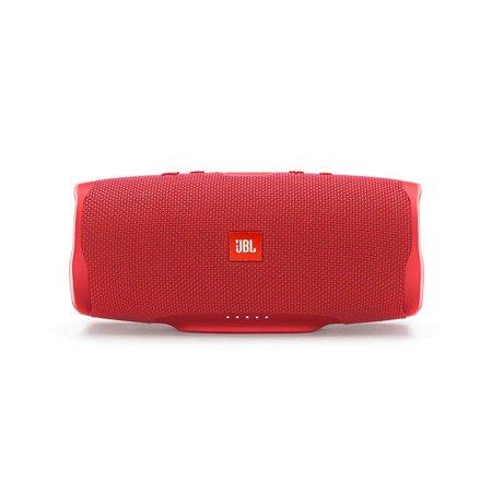 JBLCHARGE4RED JBL Charge 4 Portable Waterproof Wireless Bluetooth Speaker - Red