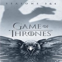 Game of Thrones: Season 3 & 4 (DVD)