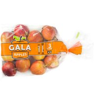 Gala Apples, 3 lb Bag