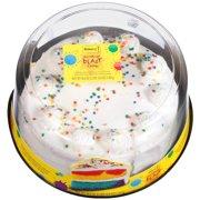 The Bakery At Walmart Rainbow Blast With Vanilla Buttercreme Icing Cake 454 Oz