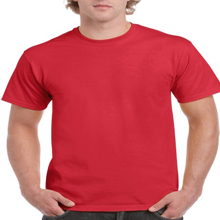 Gildan Big mens classic short sleeve t-shirt ()