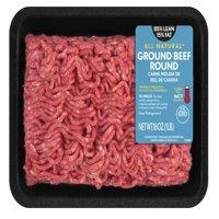 85% Lean/15% Fat, Ground Beef Round, 1 lb