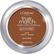L'Oreal Paris True Match Super-Blendable Powder, Deep Golden