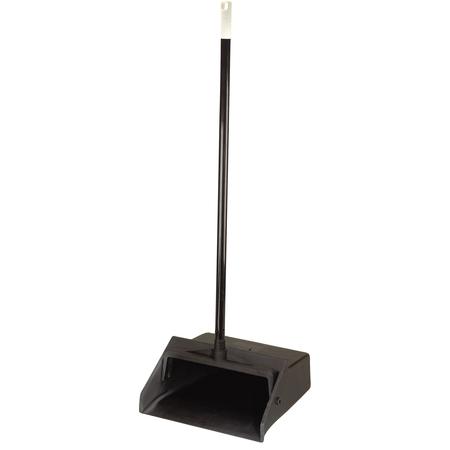 Carlisle 36141003-1 Pivoting Upright Lobby Dustpan with Metal Handle, 30