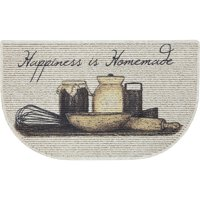 """Mainstays Happiness Is Homemade Printed Slice Kitchen Mat, 18"""" x 30"""""""