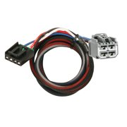trailer wiring tekonsha 3045 p trailer brake control wiring harness 2 plugs dodge and jeep