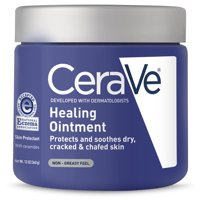 CeraVe Healing Ointment, Protects and Soothes Cracked Skin,12 oz.