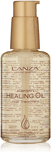 L'anza Keratin Healing Oil Hair Treatment, 3.4 Oz