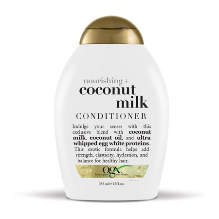 OGX® Nourishing + Coconut Milk Conditioner, 13 FL - Hemp Nourishing Conditioner