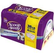 Scoop Away Extra Strength, Scented Cat Litter, 38 lb