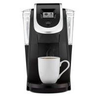 Keurig K200 Single-Serve Programmable K-Cup Pod Coffee Maker, Black (Certified Refurbished)