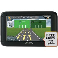 """Magellan Rm5322sgluc RoadMate 5322-lm 5"""" GPS Device with Free Lifetime Maps"""