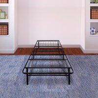 Best Price Mattress® Innovative Steel Platform Bed Frame / Bed Raiser / Box Spring Replacement / Maximum Under-bed Storage – Multiple Sizes