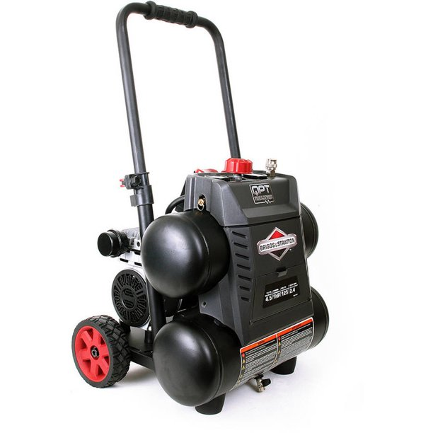 Briggs and Stratton 4.5-Gallon Air Compressor