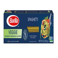 (4 pack) Barilla Pasta Veggie Spaghetti, 12.0 OZ
