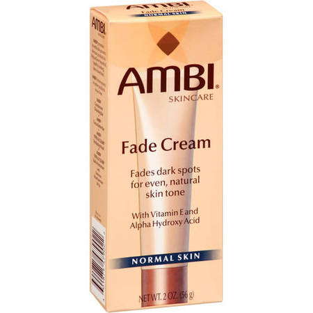 Vitamin C Skin Cream - Ambi Face Cream for Normal Skin with Vitamin E, 2 oz.
