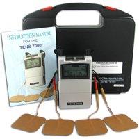 OTC TENS-7000 Dual Channel Digital TENS Unit for Pain Management, 5 Modes