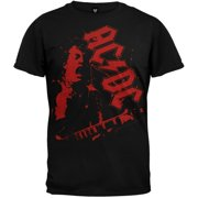 AC/DC - Angus Splatter All-Over T-Shirt