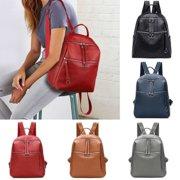 8b97f332470 Women's Leather Backpacks