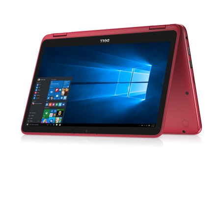 """Dell Inspiron 11 3185 2-in-1 Laptop, 11.6"""", AMD A9, 4GB 2400MHz DDR4, 500 GB HDD, Integrated Graphics, AMD APU"""