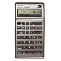 HP 17bII+ Financial Calculator, 22-Digit LCD