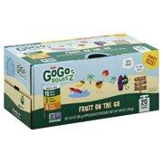 GoGo Squeeze Apple Sauce - Apple Banana Mango - 3.2 oz - 20 ct