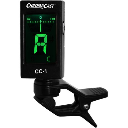 ChromaCast Clip-On Chromatic Tuner
