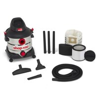 Shop-Vac 8 Gallon 6.0 Peak HP Stainless Steel 5989400
