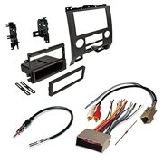 ford 2008-2012 escape (non-amplified)car radio stereo radio kit dash