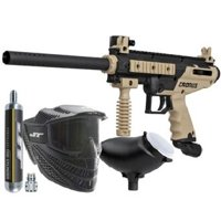 Raptor Tippmann Cronus Power Pack – Mask + 90g CO2 + Hopper