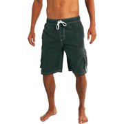 Norty Mens Big Extended Size Swim Trunks - Mens Plus Size Swimsuit sizes  2X a8ef8e1762a83
