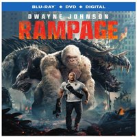 Rampage (Blu-ray + DVD + Digital)
