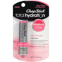 ChapStick Total Hydration Tinted Moisturizer Lip Balm, Coral Blush
