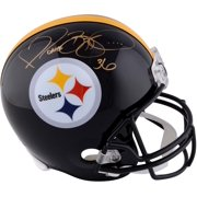 804a84098 Jerome Bettis Pittsburgh Steelers Autographed Authentic Riddell Replica  Helmet - Fanatics Authentic Certified