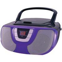 Sylvania Portable Cd Radio Boom Box