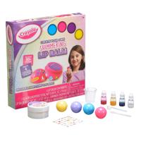Crayola DIY Lip Balm Kit For Kids