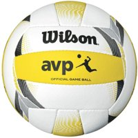 Wilson Official Game Ball of AVP Pro Beach Volleyball Tour